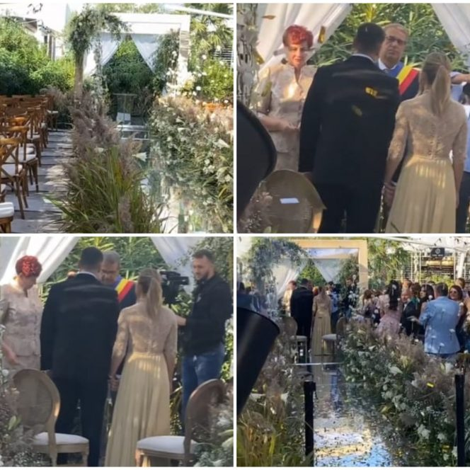 Simona Halep nunta