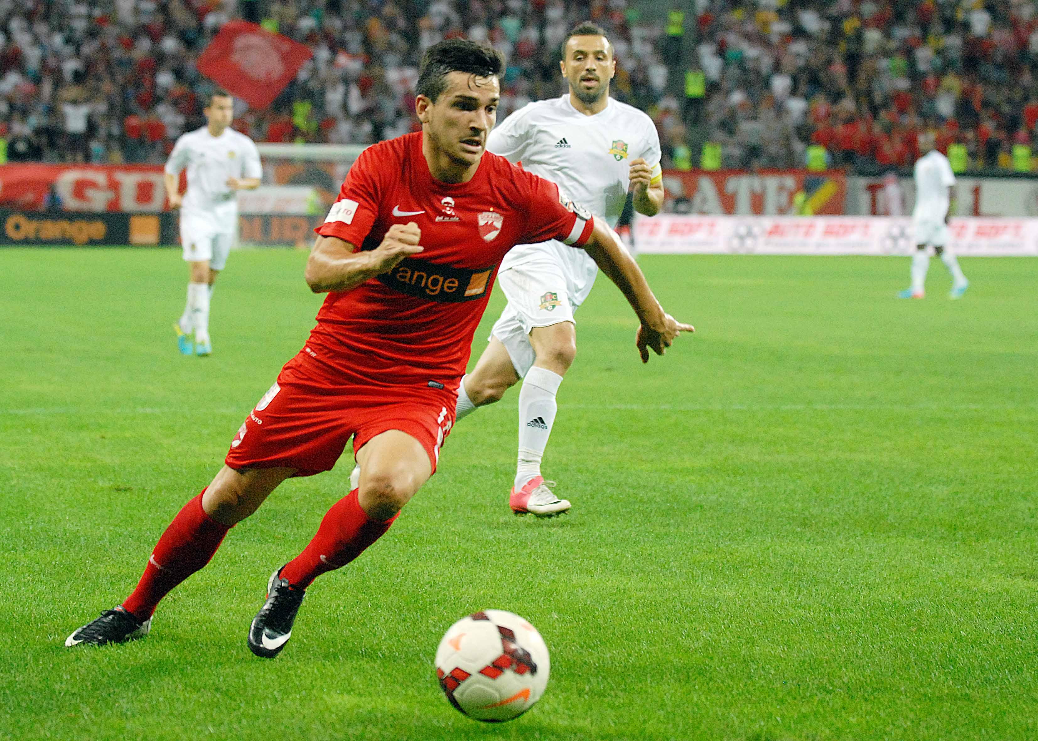 3.FOTBAL:DINAMO BUCURESTI-FC VASLUI 0-0,LIGA 1 (28.07.2013)