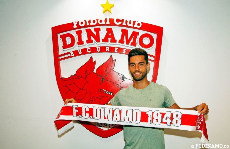 Transfer Dinamo. Nascimento, laudat de fostul sau antrenor1