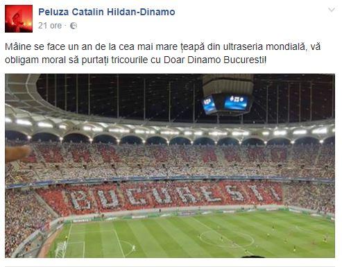 Farsa Doar Dinamo. Un an de la celebra scenografie1
