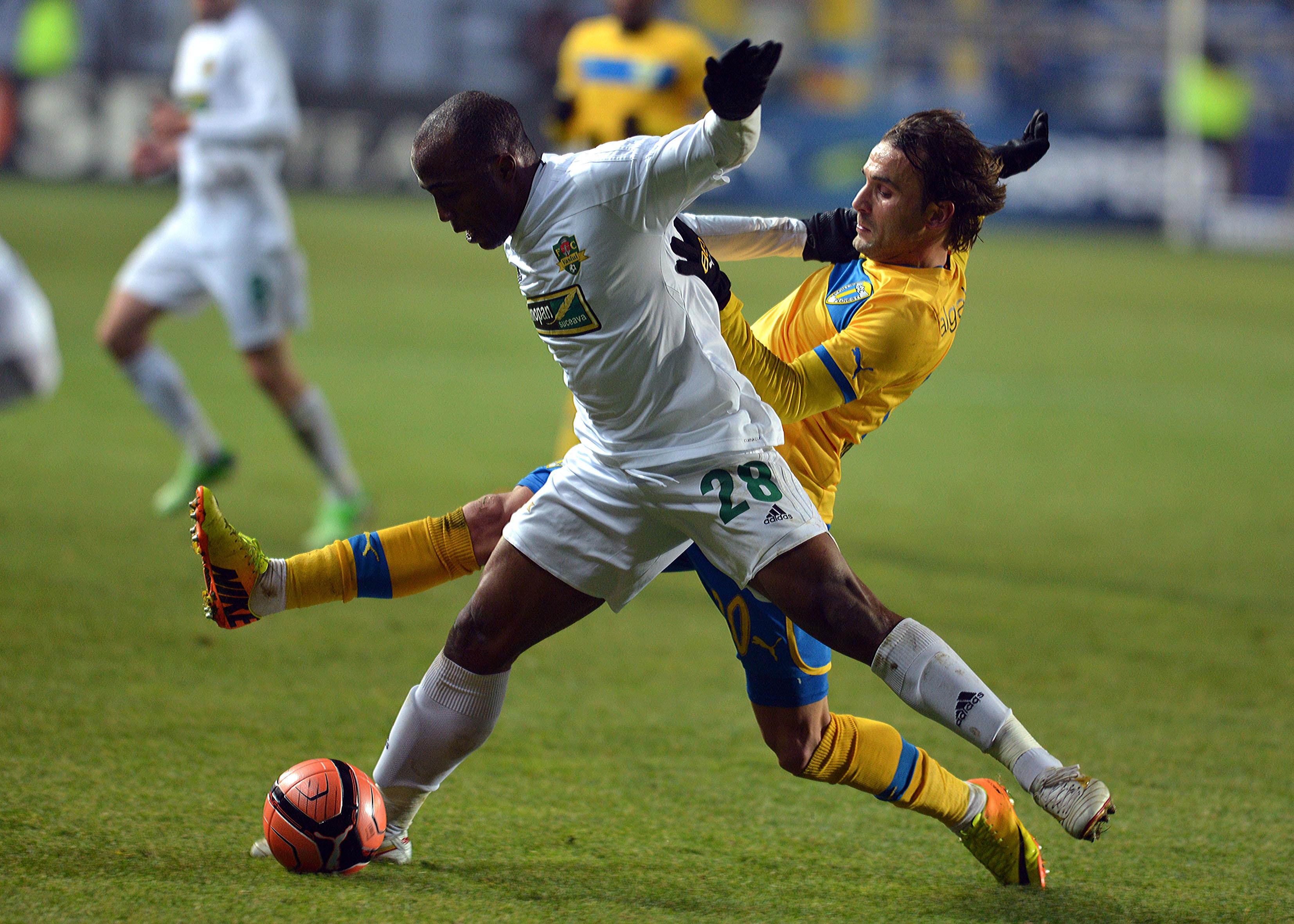 2.FOTBAL:FC PETROLUL PLOIESTI-FC VASLUI, CUPA ROMANIEI TIMISOREANA (4.12.2013)