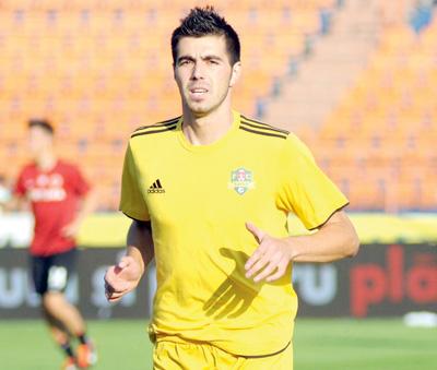 FC Vaslui - Sparta Praga ionut balaur