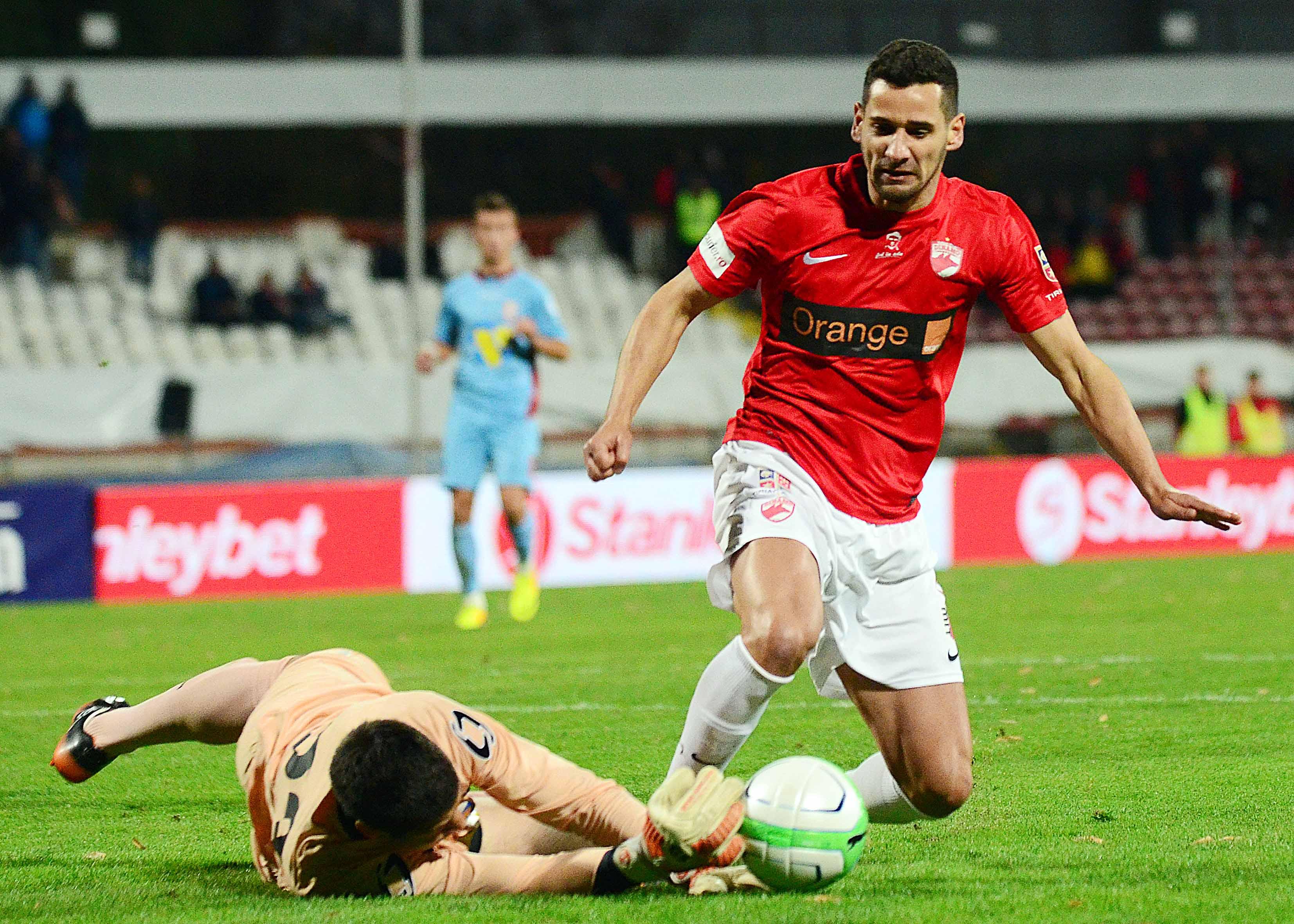 1.FOTBAL:DINAMO BUCURESTI-CHINDIA TARGOVISTE 5-0,CUPA ROMANIEI TIMISOREANA (31.10.2013)