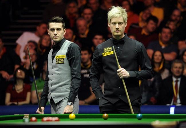 Snooker - 2013 Betfair Masters - Day Eight - Alexandra Palace