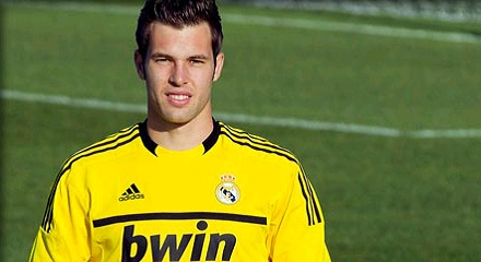 Jesus Fernandez Real Madrid squad