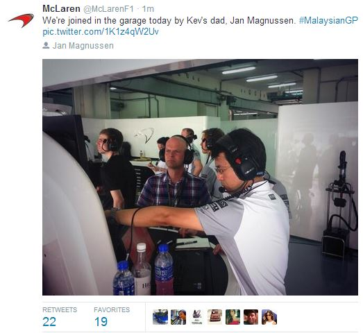 magnussen father