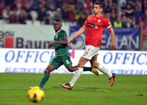 1.FOTBAL:DINAMO BUCURESTI-CS CONCORDIA CHIAJNA 1-0,LIGA 1 (28.10.2013)