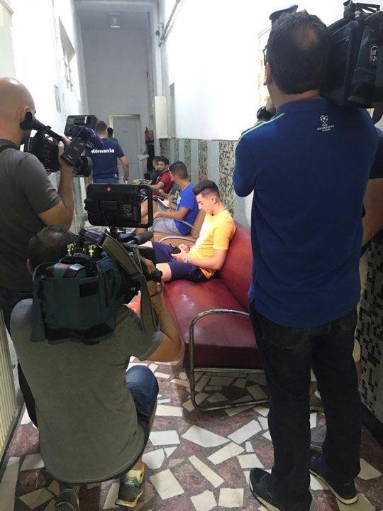 Andrei Vlad la Steaua. Ce a declarat portarul din LIga 1 la INMS