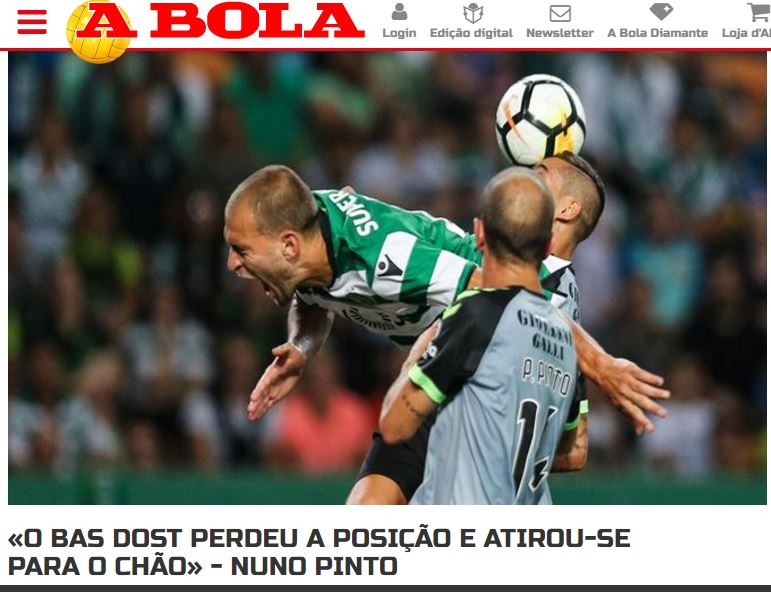 Sporting Lisabona a invins in ultima etapa dintr-un penalty discutabil (3)
