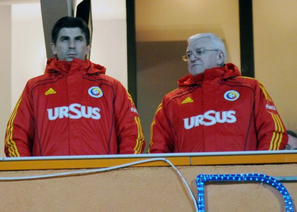 FOTBAL:ROMANIA-LUXEMBURG 3-1,PRELIMINARIILE C.E 2012 (29.03.2011)
