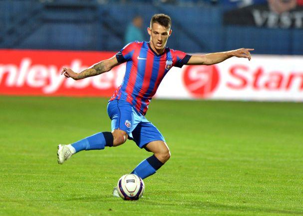 2.FOTBAL:STEAUA BUCURESTI-AVANTUL BARSANA 4-0,CUPA ROMANIEI TIMISOREANA (26.09.2013)