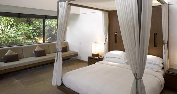 Forest Valley Villa Bedroom