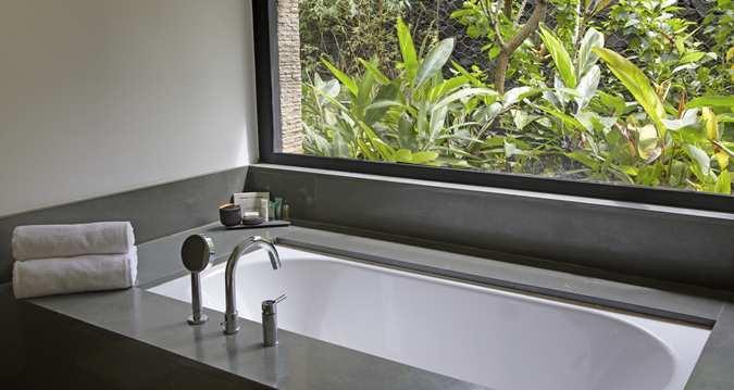 Forest Valley Villa Bathroom