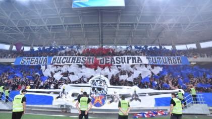 Steaua, răspuns oficial după ce Gigi Becali a cerut ca FCSB să joace...